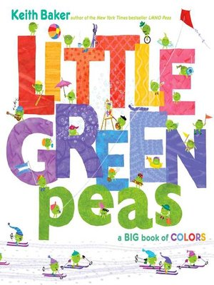 cover image of Little Green Peas